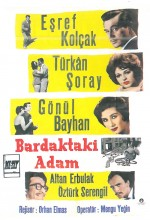 Bardaktaki Adam (1962) afişi