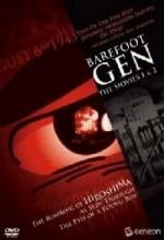 Barefoot Gen (1983) afişi