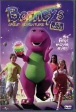 Barney's Great Adventure (1998) afişi