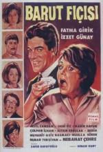 Barut Fıçısı (1963) afişi