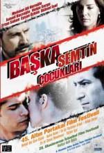 Başka Semtin Çocukları (2008) afişi