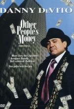 Başkalarının Parası (1991) afişi