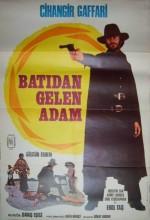 Batıdan Gelen Adam (1971) afişi