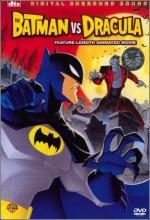 Batman Dracula'ya Karşı (2005) afişi