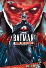 Batman: Under The Red Hood (2010) afişi