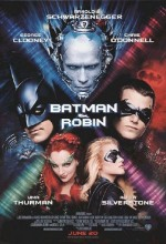Batman ve Robin (1997) afişi