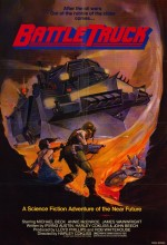 Battletruck (1982) afişi