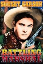 Battling Marshal (1950) afişi