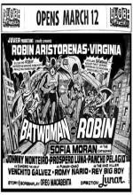 Batwoman And Robin (1972) afişi