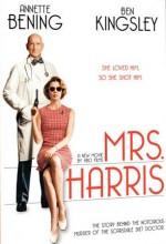 Bayan Harris (2005) afişi