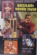 Bazıları Dayak Sever (1963) afişi