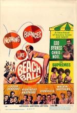 Beach Ball (1965) afişi