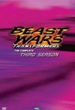 Beast Wars: Transformers (1999) afişi