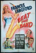 Beat The Band (1947) afişi