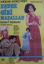 Bebek Gibi Maşallah (1971) afişi