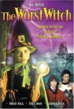 Beceriksiz Cadı (1986) afişi