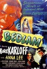 Bedlam (1946) afişi