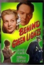 Behind Green Lights (1946) afişi