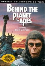 Behind the Planet of the Apes (1998) afişi