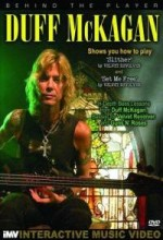 Behind The Player: Duff Mckagan (2008) afişi