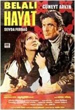 Belalı Hayat (1968) afişi