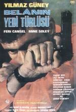 Belanın Yedi Türlüsü (1969) afişi