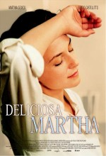 Bella Martha (2001) afişi