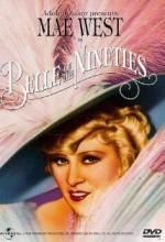 Belle Of The Nineties (1934) afişi