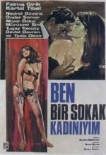 Ben Bir Sokak Kadınıyım (1966) afişi