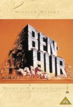 Ben Hur (1907) afişi