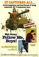 Beni izleyin çocuklar (1966) afişi