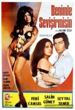 Benimle Sevişir Misin (1972) afişi