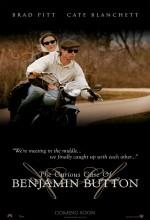 Benjamin Button'ın Tuhaf Hikayesi (2008) afişi
