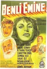 Benli Emine (1960) afişi