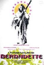 Bernadette'nin Gerçek Doğası (1972) afişi
