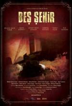 Beş Şehir (2009) afişi