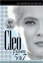 Beşten Yediye Cléo (1962) afişi