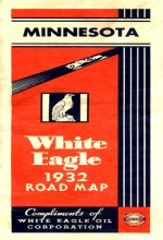 Beyaz Kartal (1932) afişi