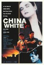Beyaz çin (1989) afişi