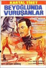 Beyoğlunda Vuruşanlar (1966) afişi