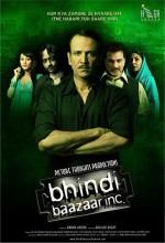 Bhindi Baazaar (2011) afişi