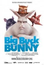 Big Buck Bunny (2008) afişi