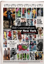 Bill Cunningham New York (2010) afişi