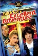 Bill & Ted's Excellent Adventure (1989) afişi