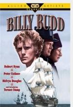 Billy Budd (1962) afişi