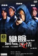 Devil Face, Angel Heart (2002) afişi