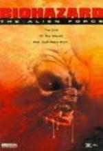 Biohazard: The Alien Forze (1996) afişi