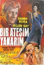 Bir Ateşim Yanarım (1966) afişi