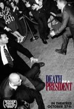 Bir Başkanın Ölümü Afişi