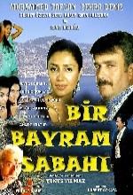 Bir Bayram Sabahı (1986) afişi